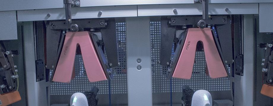utilización de láseres led para máquina estampadora