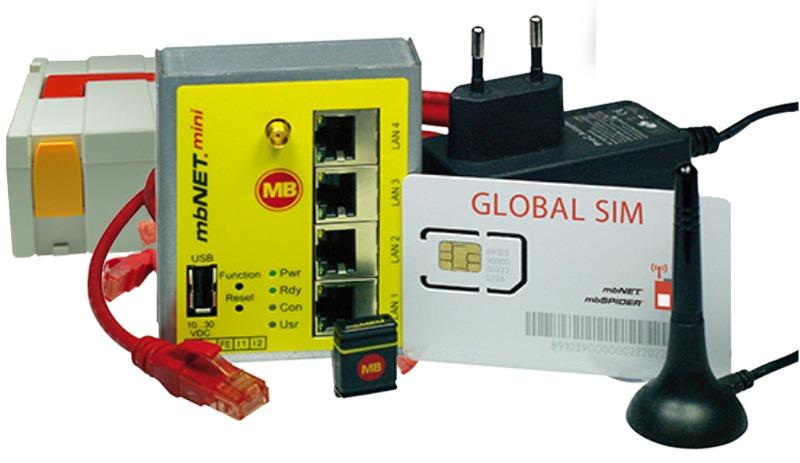 Starter kit 3G