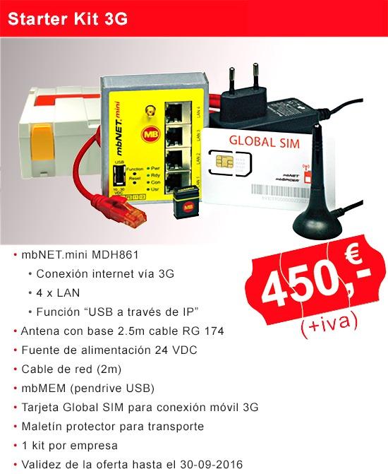 kit 3g router mbenet mini mdh861