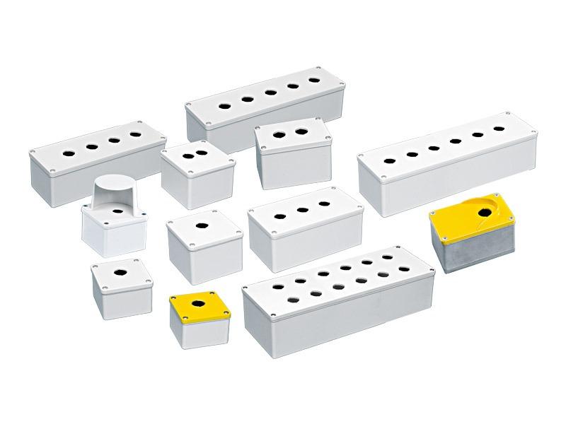Cajas de aluminio para pulsatería