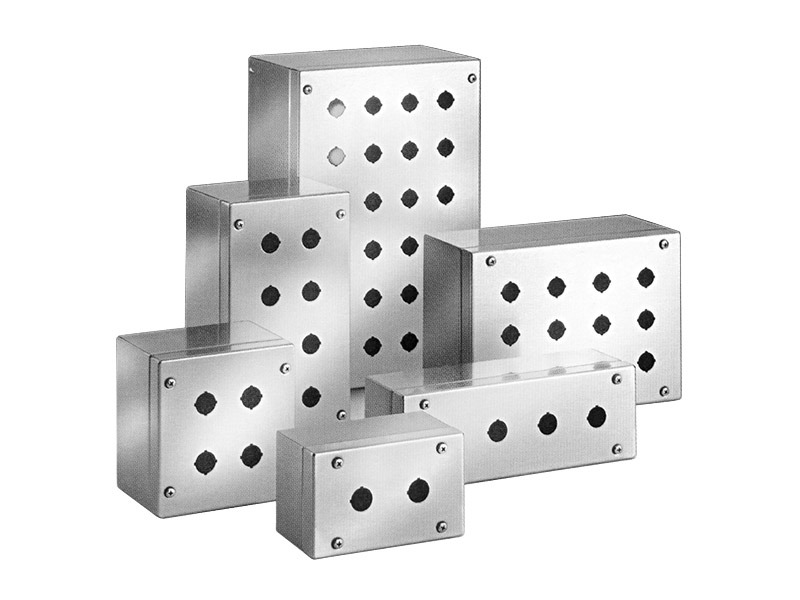 Cajas de Inox para pulsatería