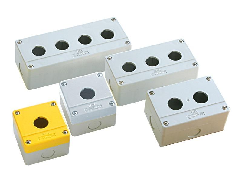 Cajas de plástico para pulsatería