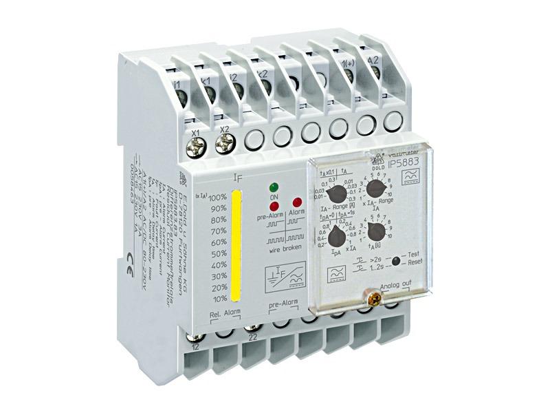 Monitores de corrientes diferenciales, Serie IP5883