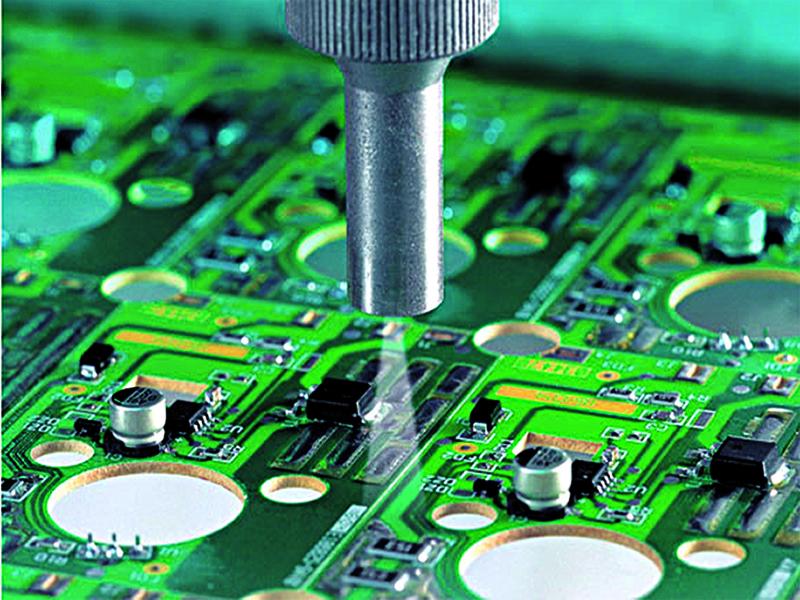 Fabricación de placas electrónicas