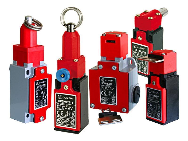 F.C. de seguridad Serie SP-K, SM-K, SDP-K, SDM-K y CME-E