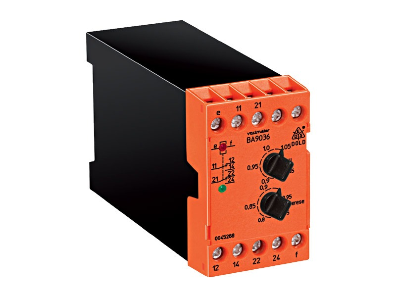 Monitores de variables eléctricas Serie BA 9036