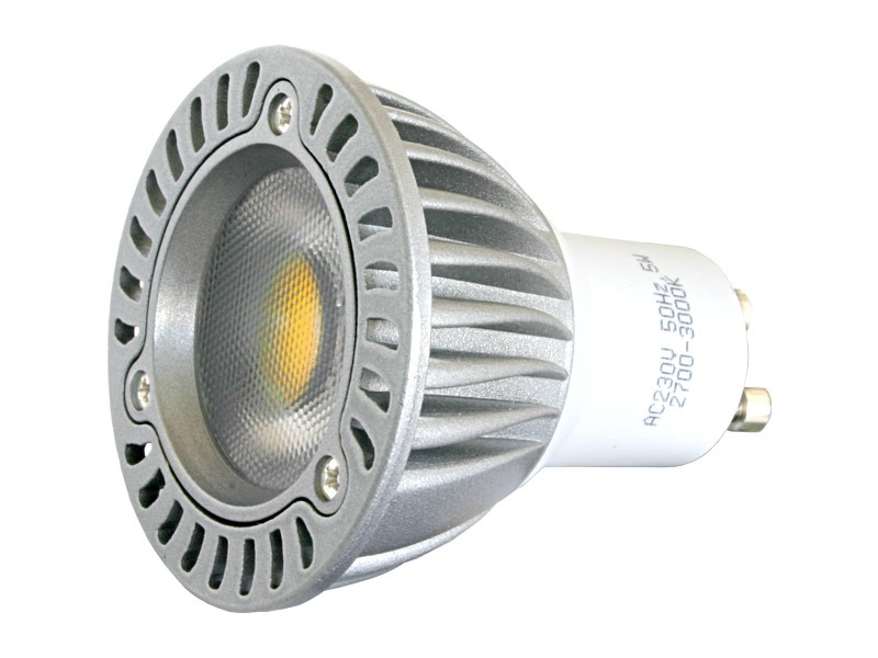 Dicroica COB LED Serie MR16 5 W