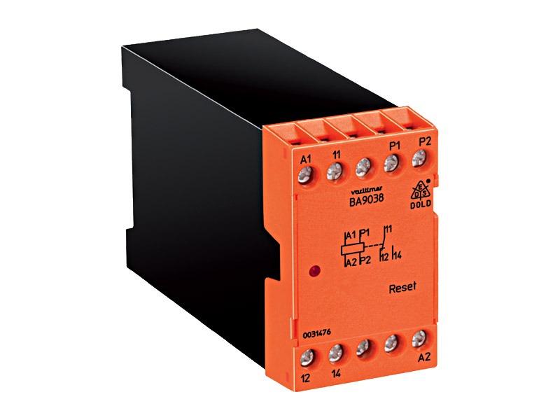 Monitores de variable física BA 9038