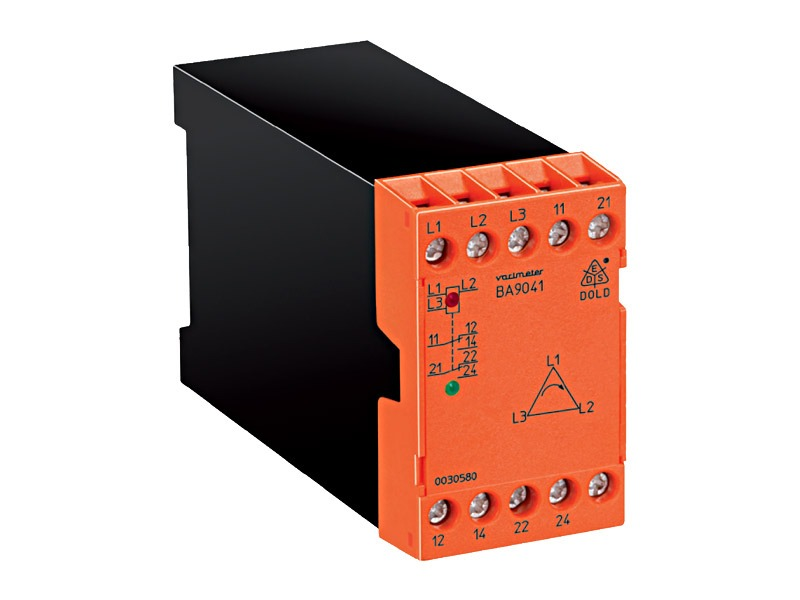 Monitores de variables eléctricas Serie BA 9041