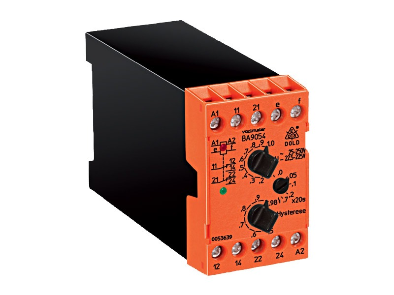 Monitores de variables eléctricas Serie BA 9054
