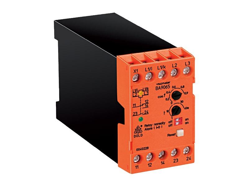 Monitor de carga de motor BA 9065