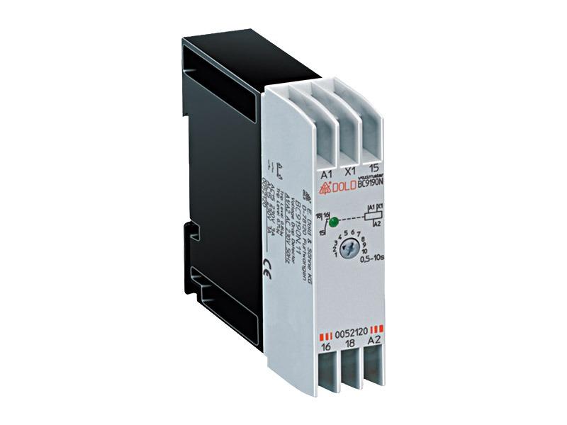 Monitores de variables eléctricas Serie BC 9190 N