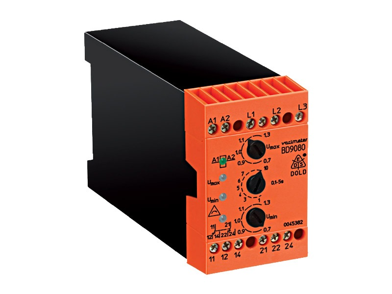 Monitores de variables eléctricas Serie BD 9080