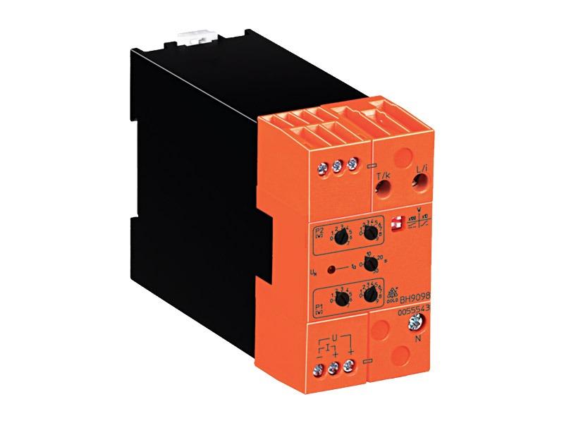 Monitor de carga de motor BH 9098