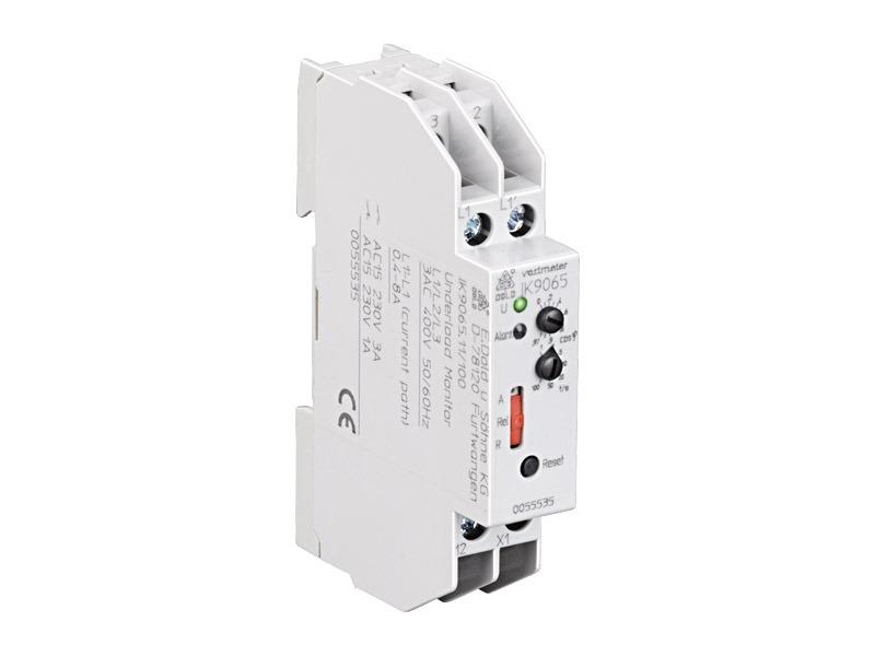 Monitor de carga de motor IK 9065