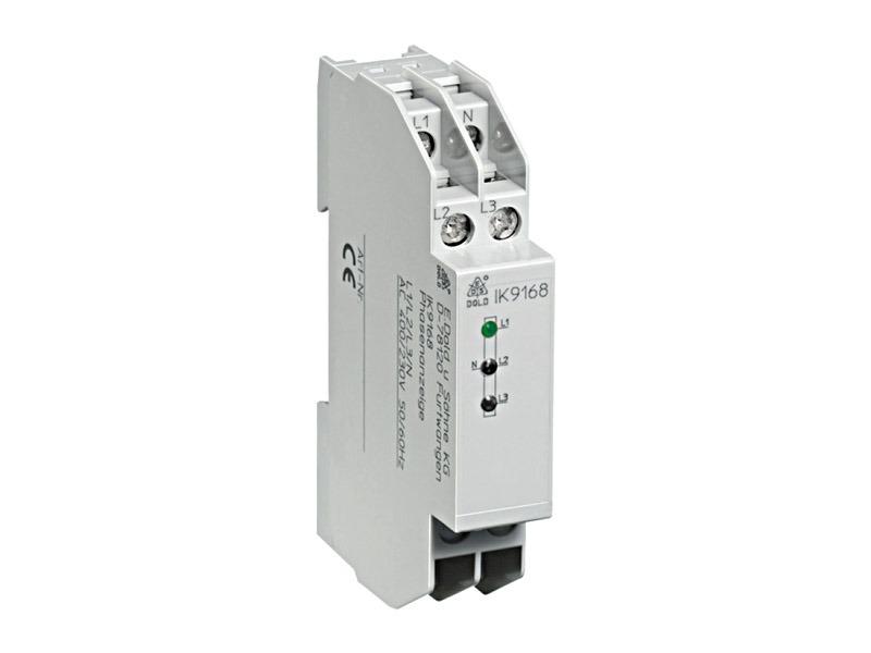 Monitores de variables eléctricas Serie IK 9168