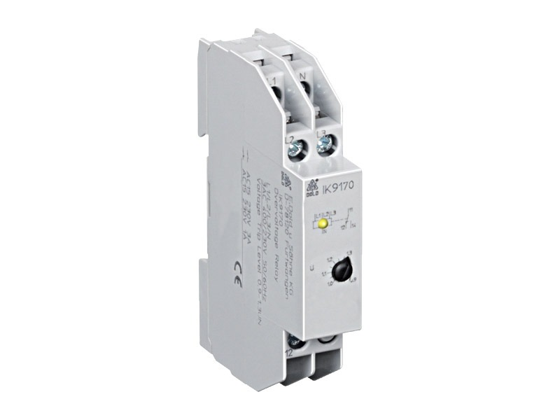 Monitores de variables eléctricas Serie IK 9170