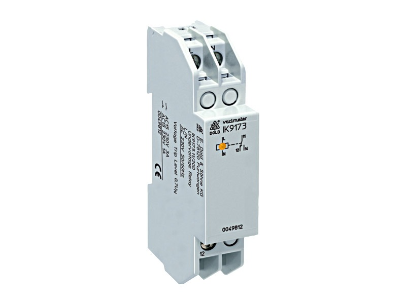 Monitores de variables eléctricas Serie IK 9173
