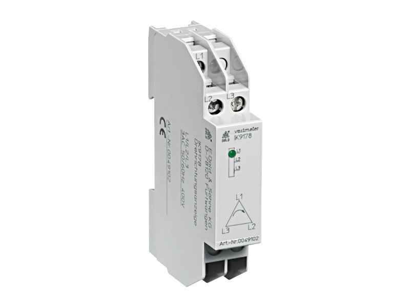 Monitores de variables eléctricas Serie IK 9178