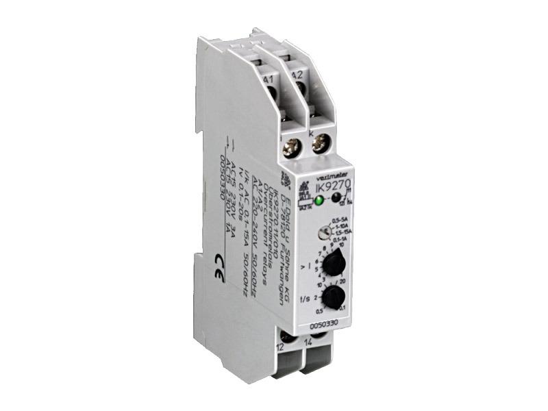 Monitor de carga de motor IK 9270