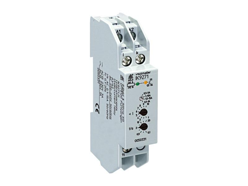 Monitor de carga de motor IK 9271