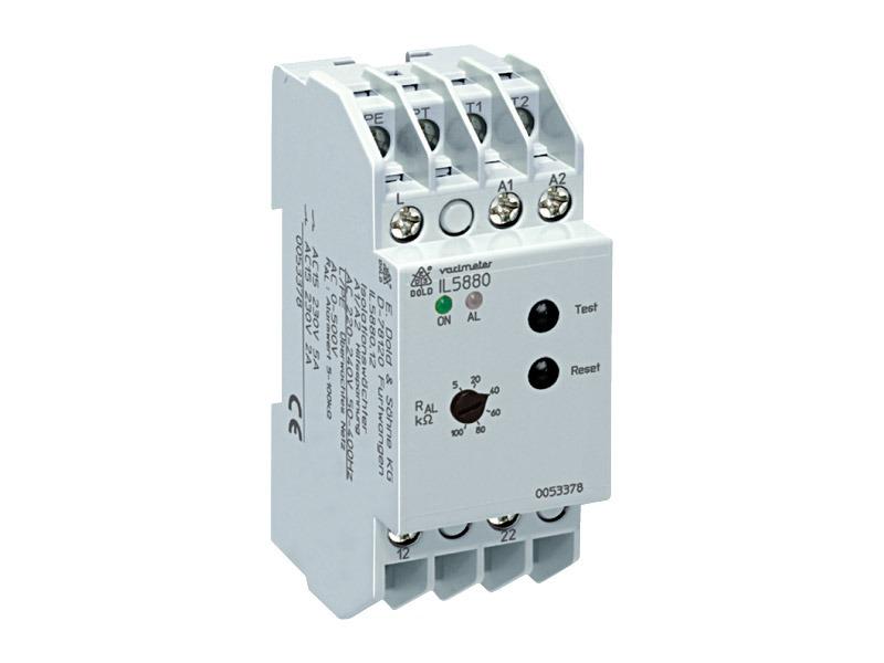 Monitores de aislamiento para aplicaciones médicas, Serie IL5880-710