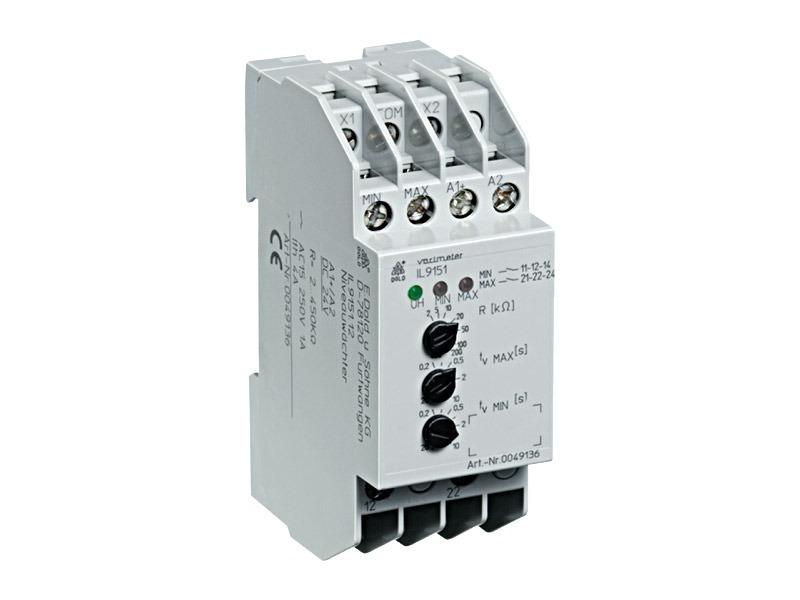 Monitores de variable física IL 9151