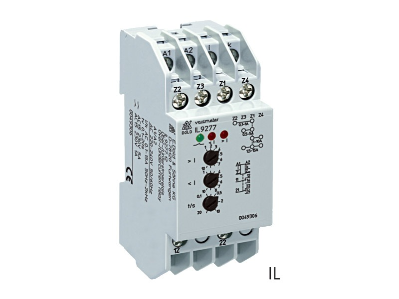 Monitor de carga de motor IK 9277