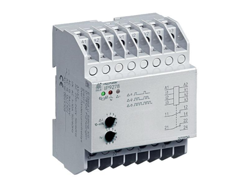 Monitor de carga de motor IP 9278