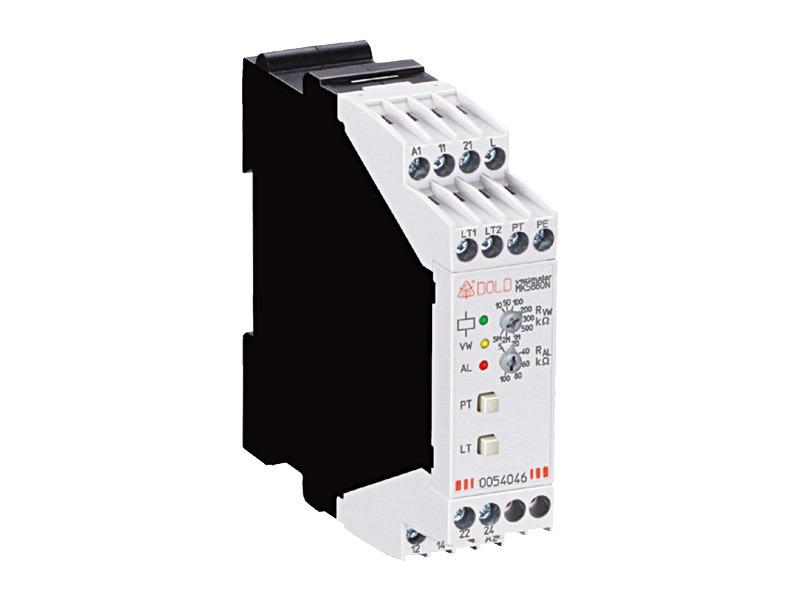 Monitores de aislamiento para usar en sistemas AC y 3AC, Serie MK5880N