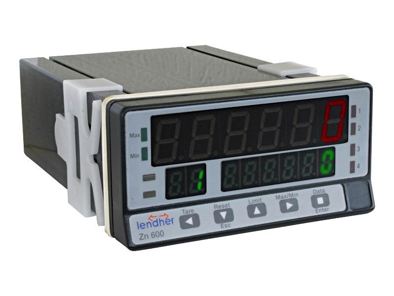 Visualizador de procesos Serie ZN 600 M