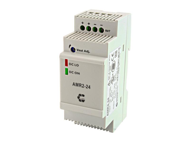 Monofásica para carril DIN Serie AMR2 (24 W)