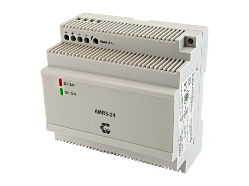 Monofásica para carril DIN Serie AMR5 (100 W)