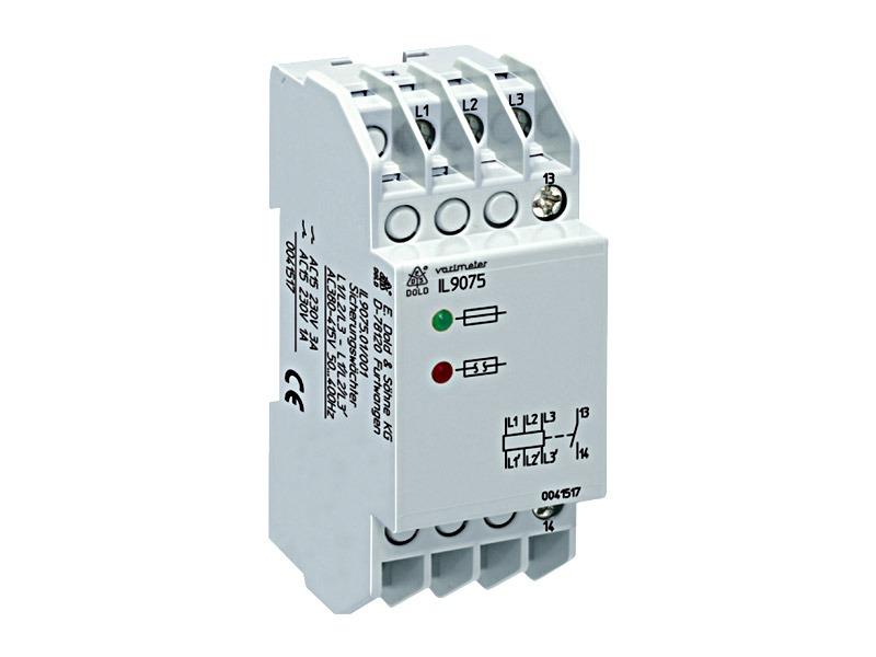 Monitores de variables eléctricas Serie IL 9075