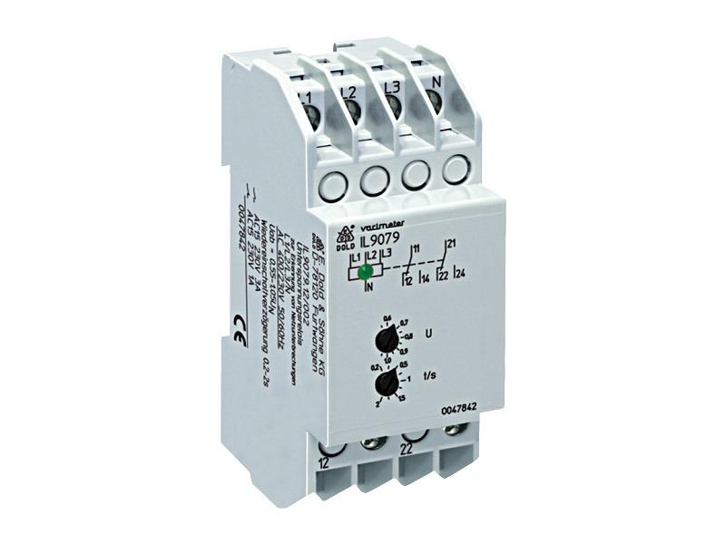 Monitores de variables eléctricas Serie IL 9079
