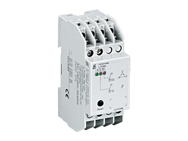 Monitores de variables eléctricas Serie IL 9086