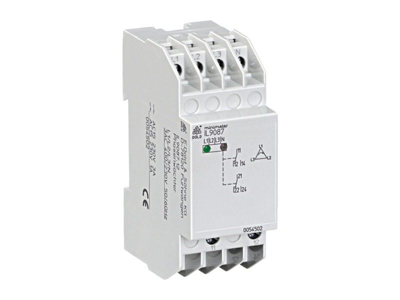 Monitores de variables eléctricas Serie IL 9087