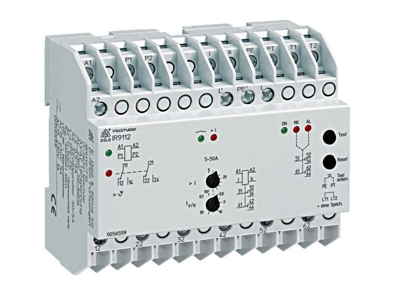 Monitores de variables eléctricas Serie IR 9112-710
