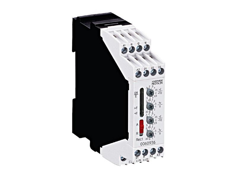 Monitores de variables eléctricas Serie MK 9143 N
