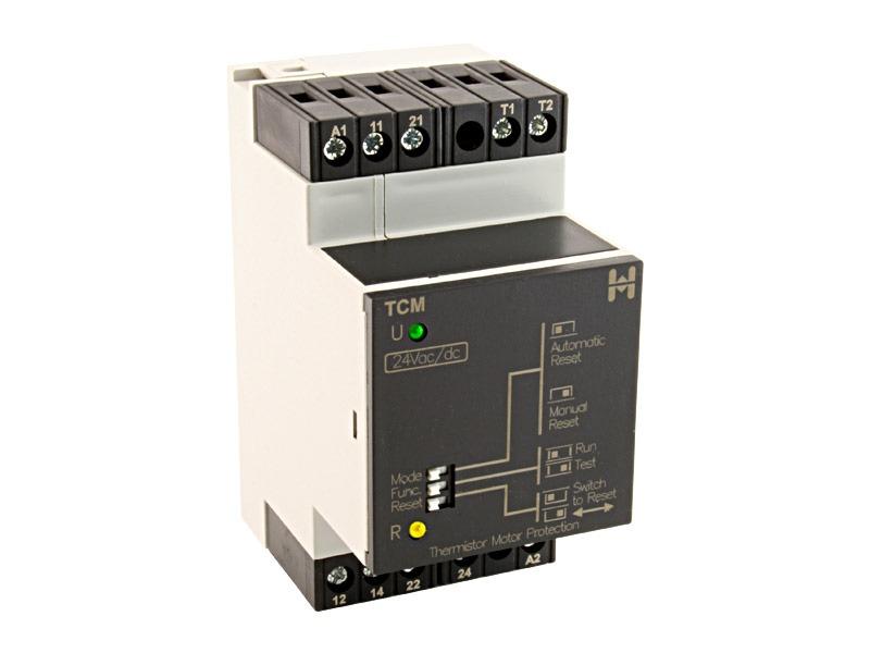 Relé de Protección de Motor por termistor Serie TCM
