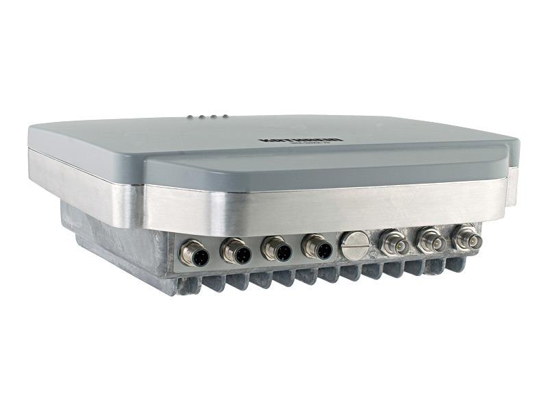 Lector RFID de 3 canales con antena