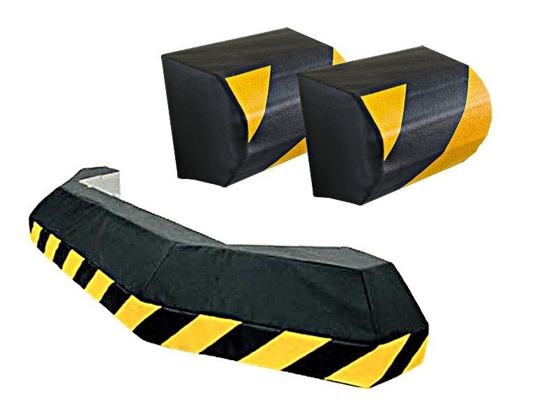 Bumpers de seguridad