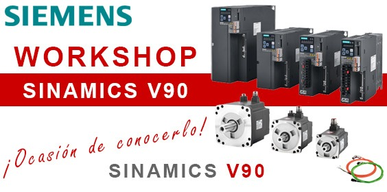 workshop sinamics V90