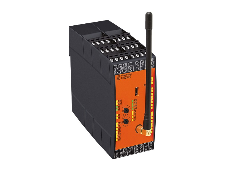 Safemaster Wireless Serie UH 6900