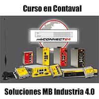Curso en Contaval - Soluciones MB Industria 4.0